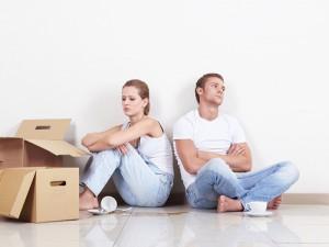 Квартира в ипотеке при разводе