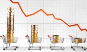 падение дохода