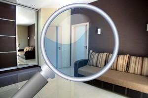 проверка состояния квартиры