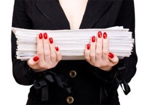 Список требуемых документов
