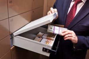 Использование индивидуальных сейфов Сбербанка