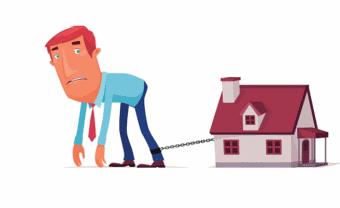 Как избавиться от ипотечного кредита?
